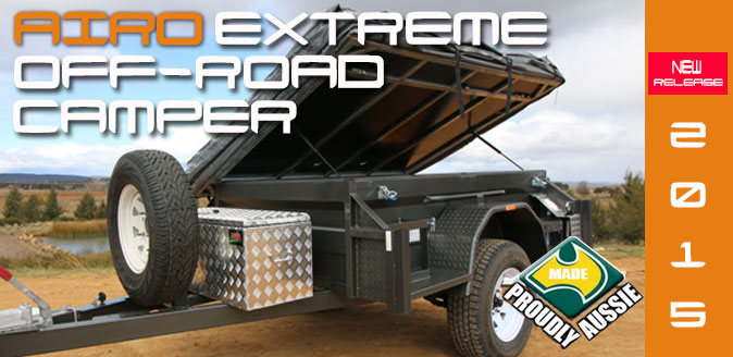 Airo Extreme Off Road Camper Trailer