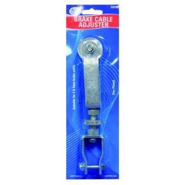 Ark Brake Cable Adjuster - Combined pulley & turnbuckle