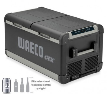 CFX-95DZ Dual Zone Portable Fridge by Waeco