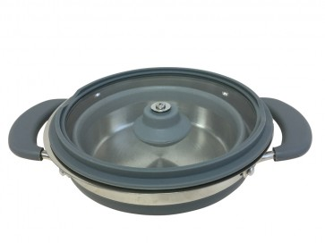 Collapsible Saucepan 1.0 Litre by Supex