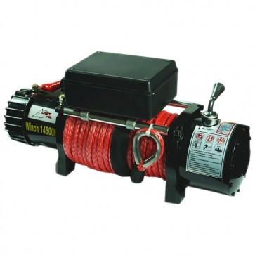 MYTCA Electric 12V Winch Synthetic 14500lbs