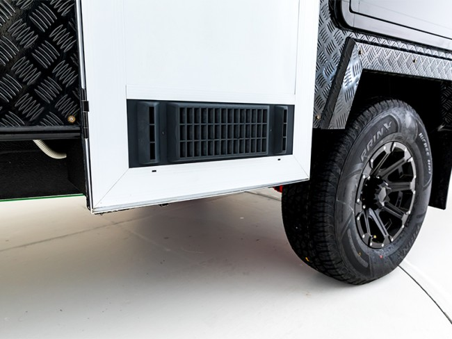 Cool And Lithium Batteries These Caravans Are The Real Deal, And Kimberley Kruiser Will Even Ship One Right To Stateside Residents Purchase