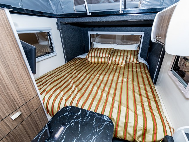 New Ezytrail OffRoad Caravans Include A Fully Enclosed Annexe