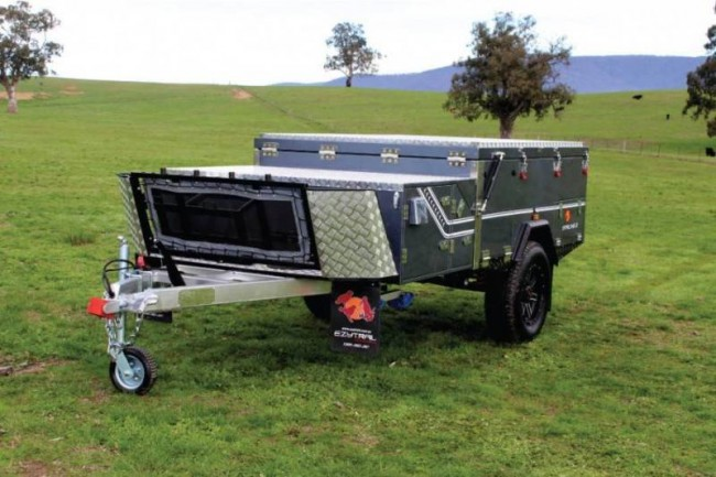 Simple Perth PMX Trailers Off Road Camper Trailer Package For Sale In Canning