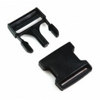 25mm Side release buckles - Pack of 4