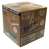 Tear Aid Type A 10ft Roll Fabric Canvas repair tears patch kit 7.5cm x 3m