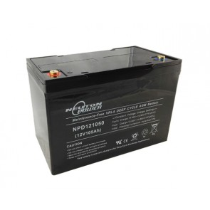 Neuton Power 105AH AGM battery