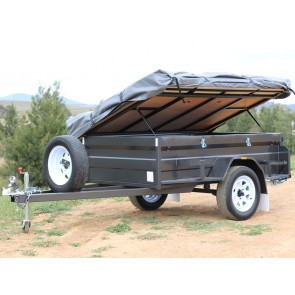 Buccaneer Semi Off Road Camper Trailer