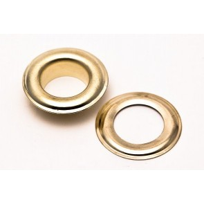 Brass Pushpins and Eyelets / Grommets
