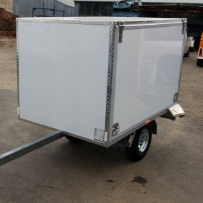 Luggage Trailer 1100 mm H x 1800 mm L x 1200 mm W