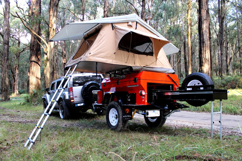 Wonderful Roof Top Tents  Predator Campers  Affordable Camper Trailers