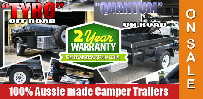 Australian made Camper trailers at the cheapest price in Canberra