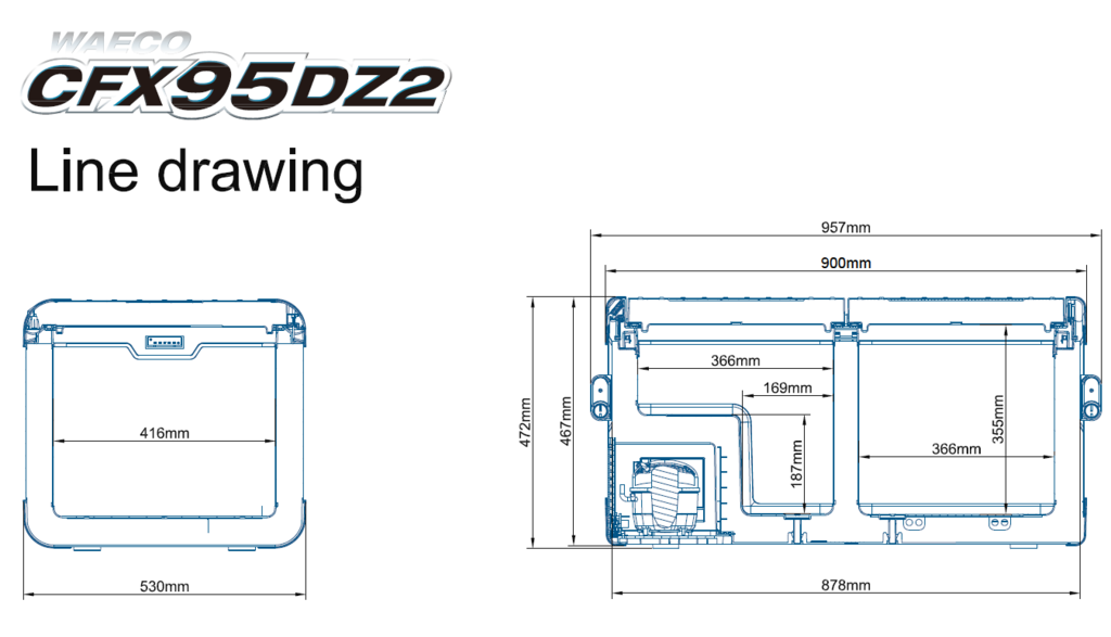 cfx 95 dimensions diagram wiring diagram waeco fridge efcaviation com waeco cf 50 wiring diagram at fashall.co