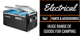 Electrical Goods for Camping & Caravanning
