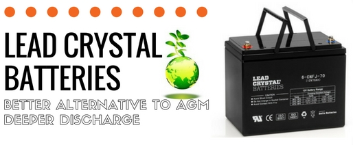 Lead Crystal Batteries Australia