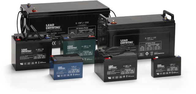 Lead Crystal Batteries Canberra