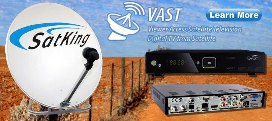 Satking Vast Satellite Equipment