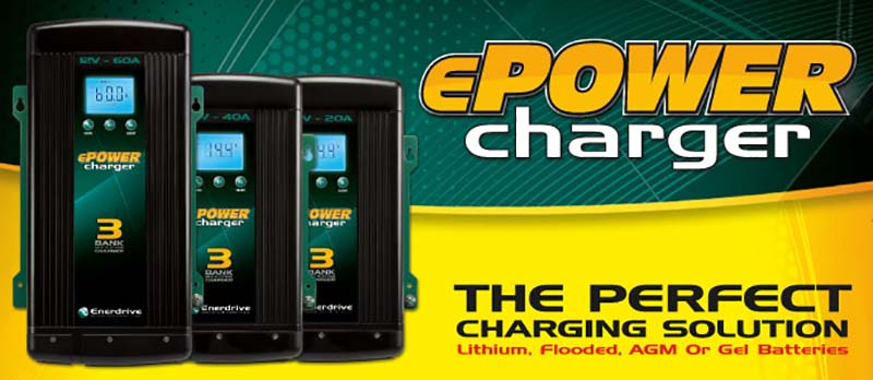 Enerdrive ePower Chargers