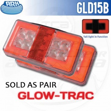 Ark Glow-Trac LED Rear Combination Reflector