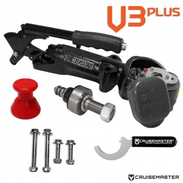 Crusiemaster DO35 V3-I Plus w/ Handbrake Off-Road Coupling