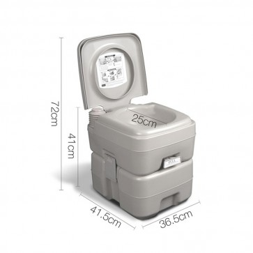 Portable Toilet for Camping 20ltr