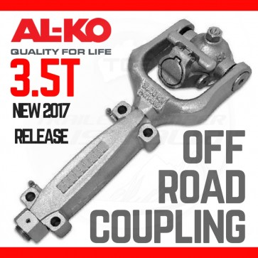 Alko 3.5t Off Road Coupling