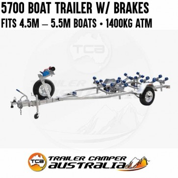 5700 Boat Trailer with Brakes