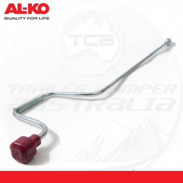 ALKO Hex Drive Corner Steady Winding Handle - 800mm Length