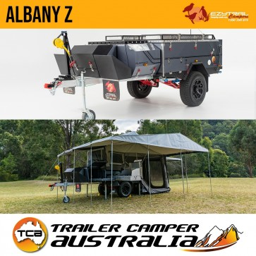 Ezytrail Albany Z MK2 Off Road Hard Floor Camper Trailer