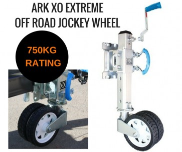 Ark 750 Off Road Jockey Wheel