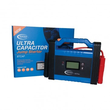 Baintech Ultra Capacitor Car Vehicle Jump Starter BTCAP