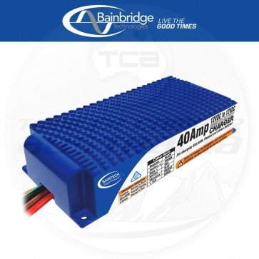 Baintech 40A DC-DC 3 Stage Battery Charger