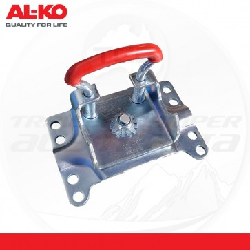 ALKO Adjustable Swivel Jockey Wheel Bracket