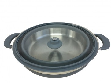 Supex Collapsible Saucepan 3.0 Litre