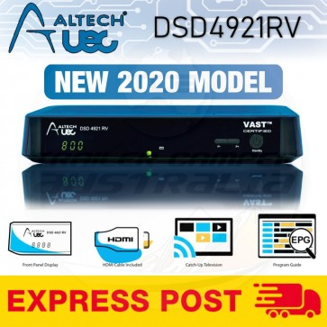 2020 Altech UEC DSD 4921 RV