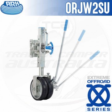 Ark XO 500R Extreme Off Road Ratchet Jockey Dual Wheel