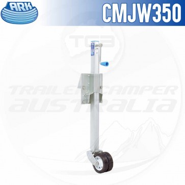 Ark CMJW350 Central Mount A Frame Drawbar Jockey Wheel