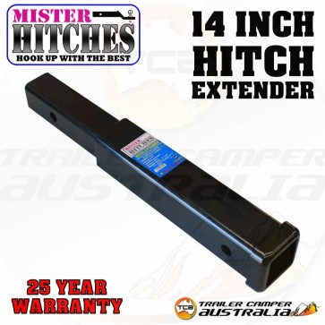 MISTER HITCHES 14 Inch Hitch Extender