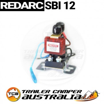 Redarc SBI12 100A Battery Isolator