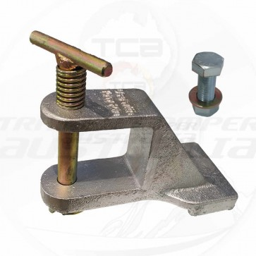 Treg Poly Hitch with bolt