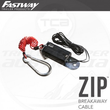 Fastway ZIP Trailer Breakaway Cable & Switch