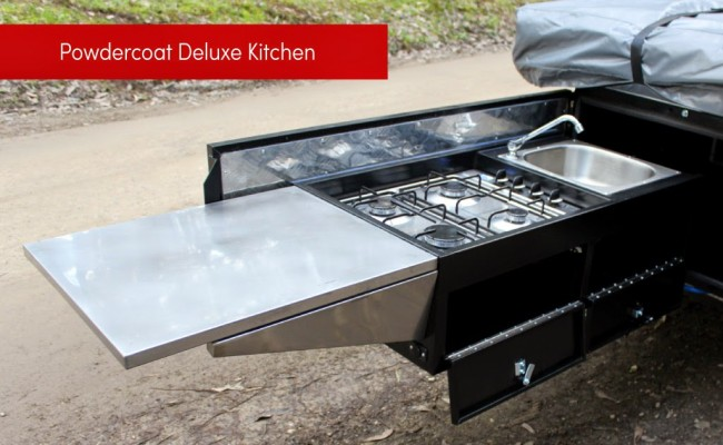 Buckland Lx Off Road Camper Trailer Package By Ezytrail