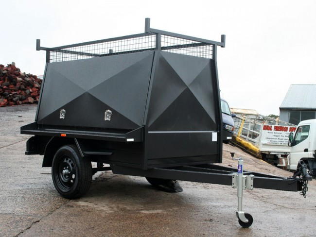 Canberra S Largest Range Of Tradesman And Builders Trailers