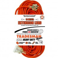 Ultracharge Heavy Duty 15M 15A Extension Lead Cord