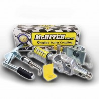 McHitch 3.5T Easy Fit Caravan Automatic Coupler Coupling Kit AUEF35K