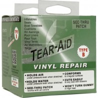 Tear Aid Type B 5Ft Roll Vinyl repair patch kit 76.2mm x 1524mm