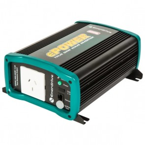 Enerdrive ePOWER 600W 12V Pure Sine Wave Inverter GEN2