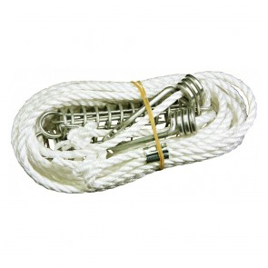 Double Guy Rope Kit with Wire Slide 6mm rope