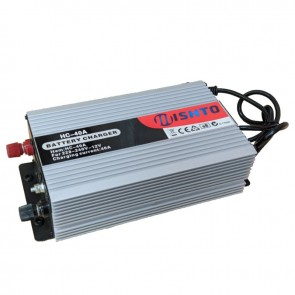 40A 12V 240V 3 Stage 12V AC Battery Charger