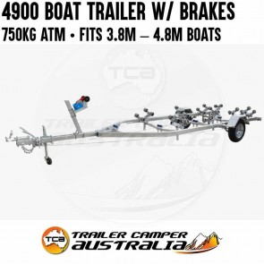 4900 Boat Trailer with Brakes